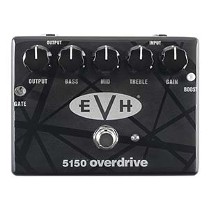 Overdrive and Distortion Pedals