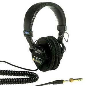 Sony MDR7506 Professional Stereo Headphones