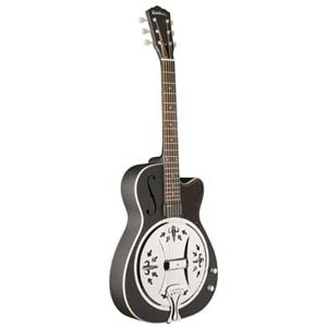 Washburn R60BCE Acoustic Electric Resonator Guitar
