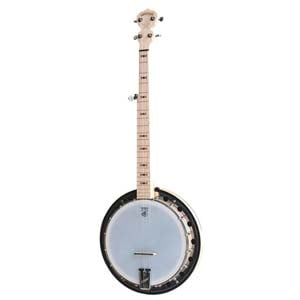 Deering Goodtime 2 5 String Banjo with Resonator