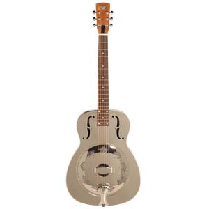 Epiphone Dobro Hound Dog M14 Metalbody Resonator Guitar