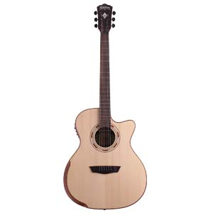 Washburn WCG25SCE Comfort Series Acoustic Electric Guitar
