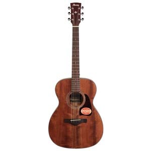 Ibanez AC240 Artwood Acoustic Guitar Open Pore Natural