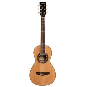 Ibanez PN1 Performance Parlor Acoustic Guitar Natural