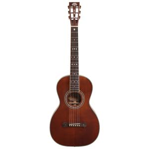 Washburn R314K 125th Anniversary Parlor Acoustic Guitar with Case