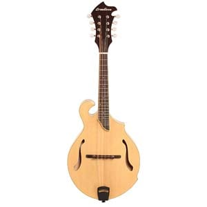 Breedlove Crossover FF Mandolin F Style F hole Natural with Gig Bag