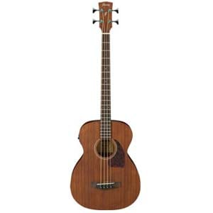 Ibanez PCBE12MH Acoustic Electric Bass Open Pore Natural