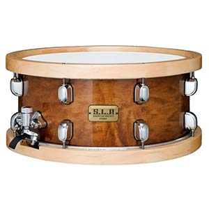 Tama LMP1465 SLP Studio Maple Snare Drum Sienna
