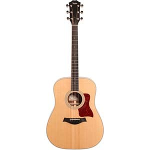 Taylor 410 Dreadnought Acoustic Guitar Natural with Case