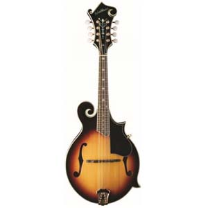 Washburn Florentine Series Cutaway Mandolin with Case