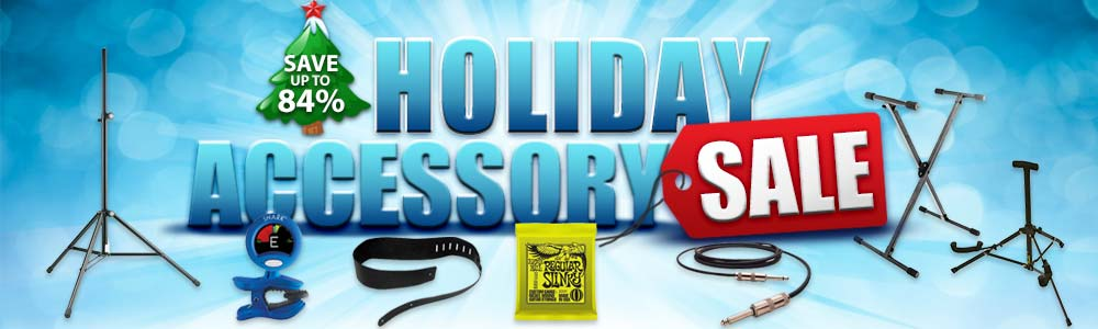 Holiday Accessory Sale! Save up to 84%