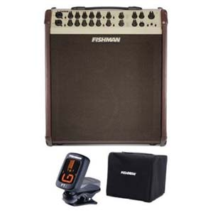 Fishman Loudbox Performer with Free Cover and FT2 Tuner