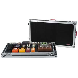 Gator G-TOUR PEDALBOARD-XL Extra Large Pedalboard with wheels