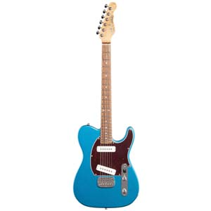 G&L Fullerton Deluxe ASAT Special Electric Guitar LPB RW