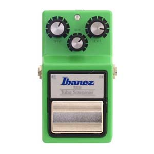 Ibanez TS9 Tube Screamer Distortion Pedal