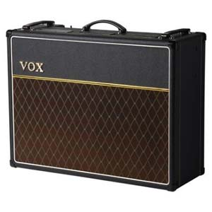 Vox AC30C2 Custom Tube Guitar Combo Amplifier with Greenback Speakers