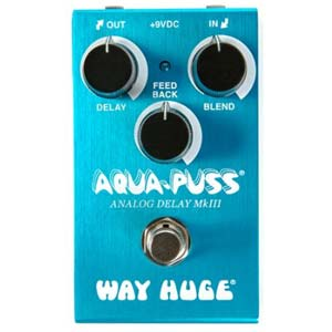 Way Huge Aqua Puss Smalls Series Analog Chorus