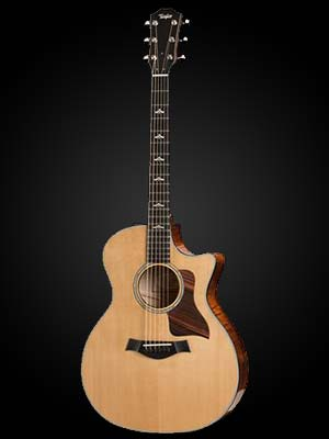 Taylor 614ce ES2 Grand Auditorium Acoustic Electric wCase