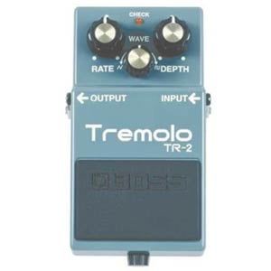 Boss TR2 Tremolo Guitar Effects Pedal