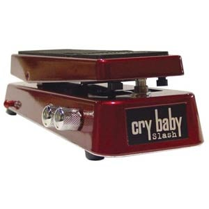 Dunlop SW95 Slash Crybaby Wah Pedal
