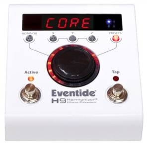 Eventide H9 Core Multi Effects Guitar Pedal