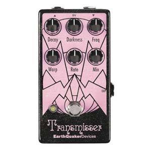 EarthQuaker Devices Transmisser Resonant Reverb