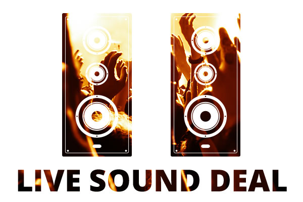 This Week's Live Sound Deal