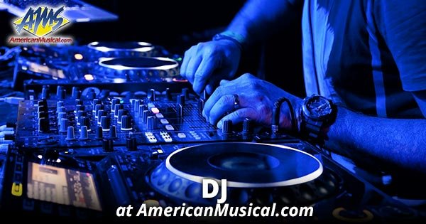 DJ Gear   Controllers & Lighting   AMS