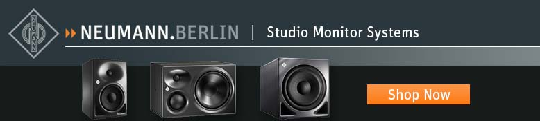 Neumann Studio Monitors