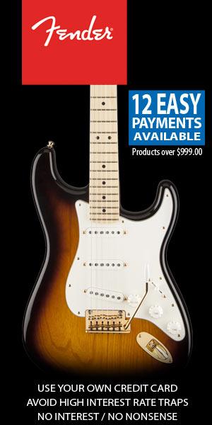 Fender 12 Pay