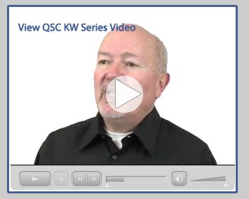 QSC KW Series