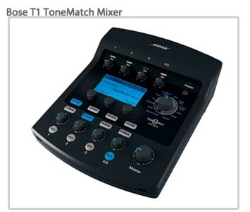 Bose T1 ToneMatch Mixer