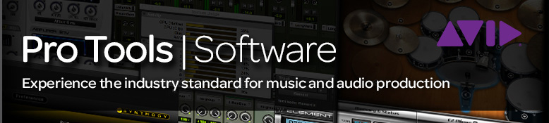 Avid Pro Tools Software