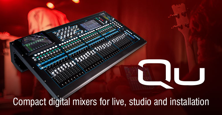 QU Digital Mixers
