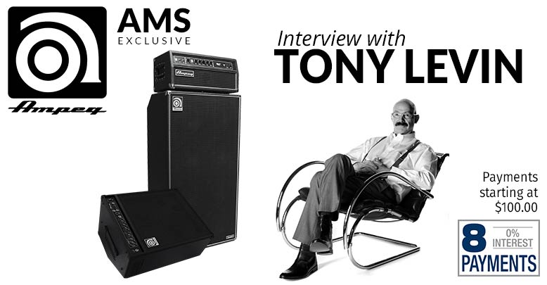 Interview with Tony Levin