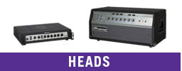 Ampeg Heads