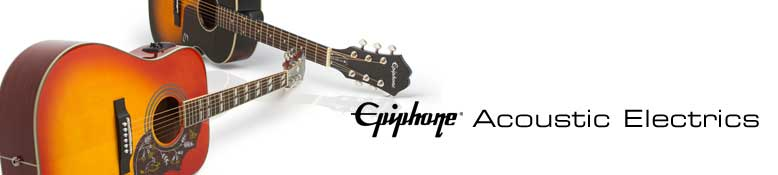 Epiphone Acoustic Electrics