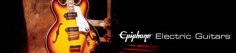Epiphone Electric Guitars
