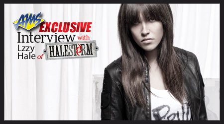 Exclusive interview with Lzzy Hale