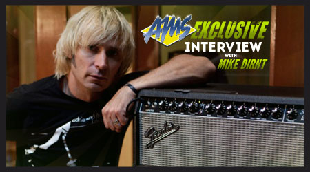 Exclusive interview with Mike Dirnt