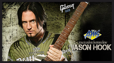 Exclusive interview with Jason Hook