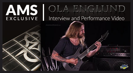 Exclusive Interview with Ola Englund