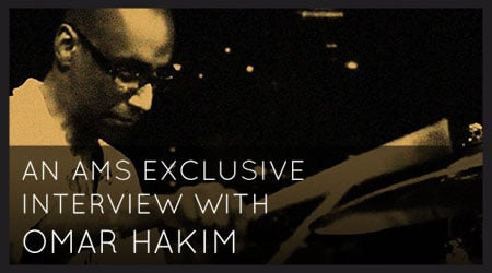 Exclusive interview with Omar Hakim