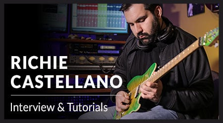 Richie Castellano Interview & Tutorials