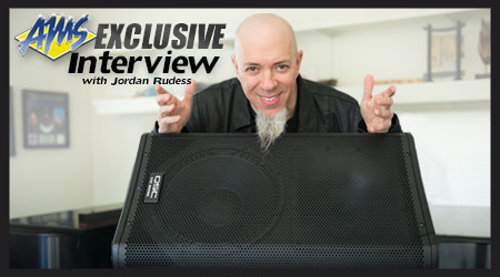 Exclusive Interview with Jordan Rudess
