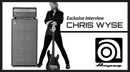 Exclusive interview with Chris Wyse
