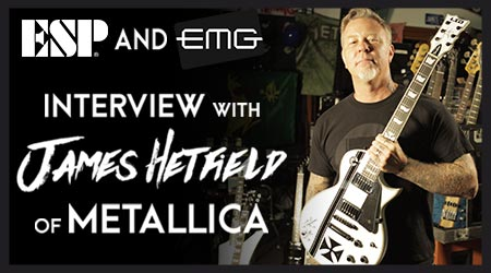 Interview with James Hetfield of Metallica