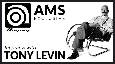 Tony Levin Interview
