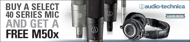 Audio Technica Rebate