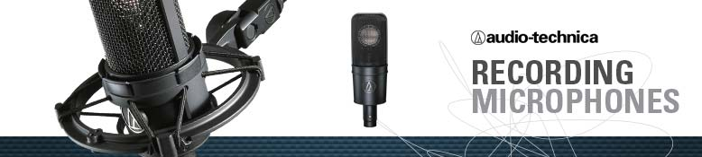 Audio-Technica Recording